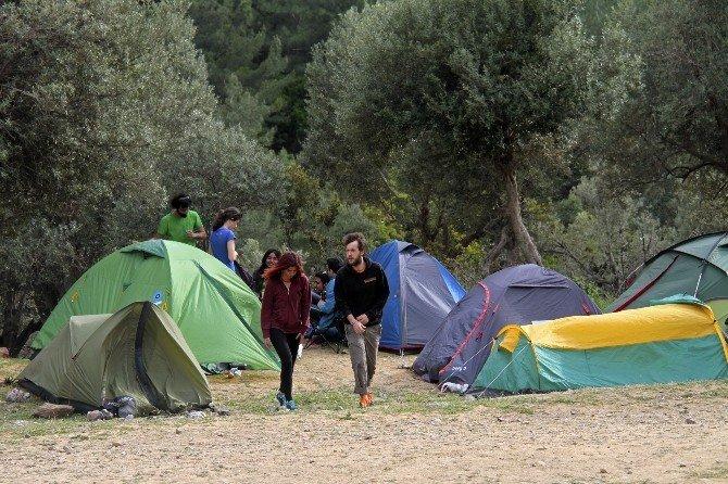 Kaynaklar'a Yeni Gençlik Kampı