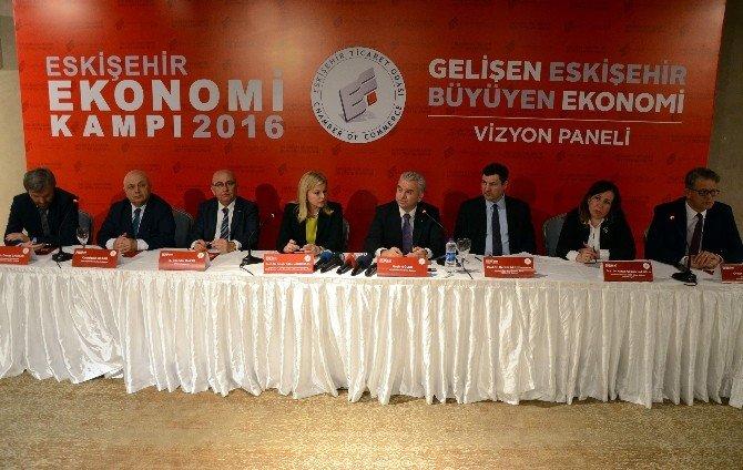 Eskişehir'e Kültür-sanat Üniversitesi Önerisi