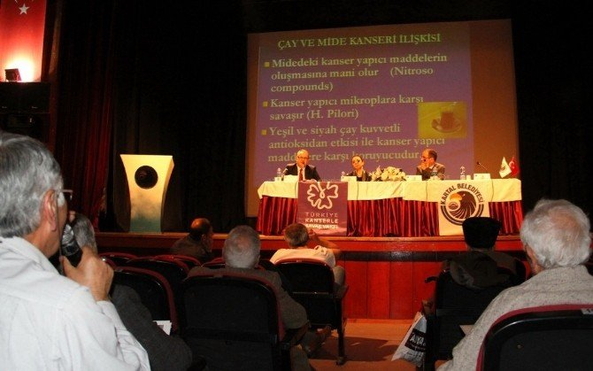 Kartal Belediyesi'nden Kanserle Mücadele Ve Erken Tanı Semineri