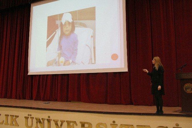 Çocuk İstismarı Ve Kadına Şiddet Konferansı Düzenlendi