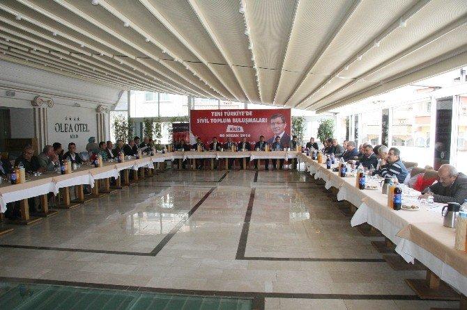 Kilis'te Yeni Türkiye'de Sivil Toplum Buluşmaları