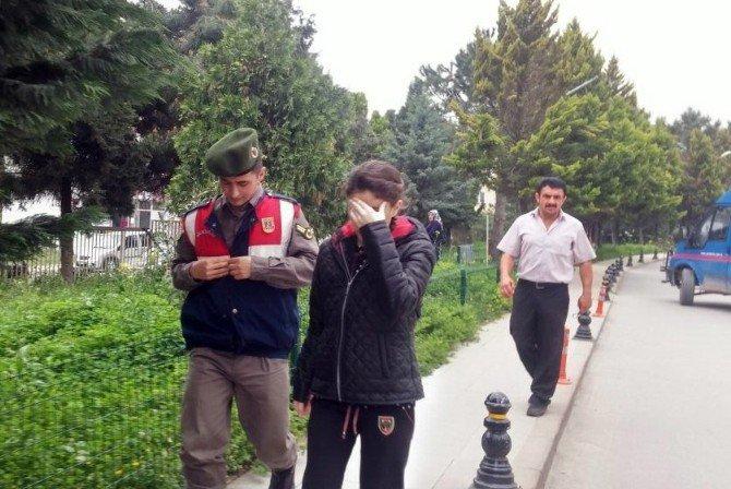 Kürtaj Olan Ve Kaybolan 16 Yaşındaki Kızı Jandarma Buldu