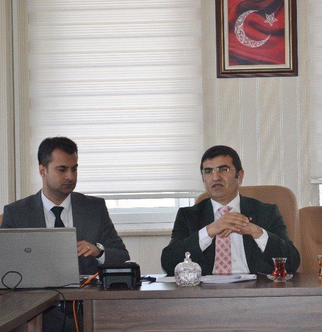 Erzurum'da Suriyeli Yetim Ve Öksüz Çocuklar Komisyon Toplantısı