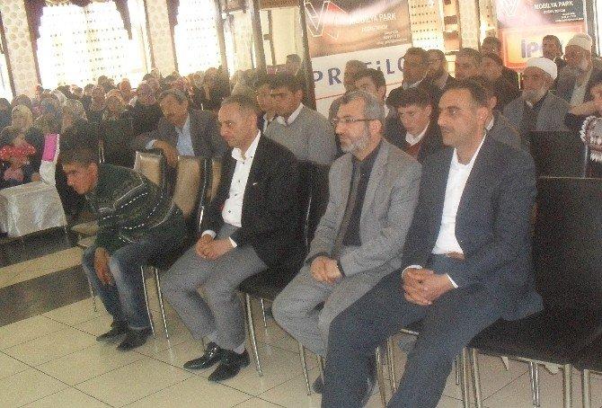 Kovancılar'da 'Namaz' Konferansı Verildi