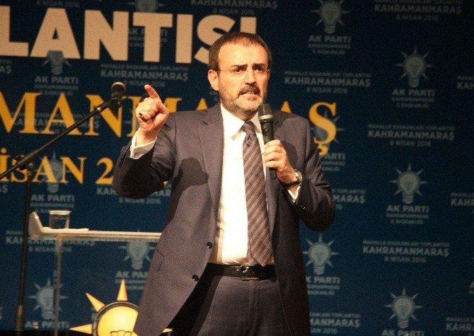"""Bakan Ünal: """"CHP, İnsani Değerlerden Çok Uzak"""""""