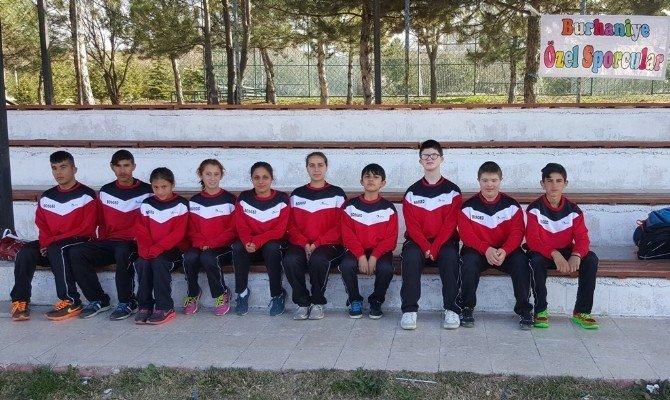 Özel Sporcular Kırıkkale'den 17 Madalya İle Döndü