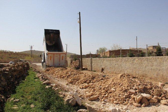 Eyyübiye Belediyesi Çalışmalarına Hız Verdi