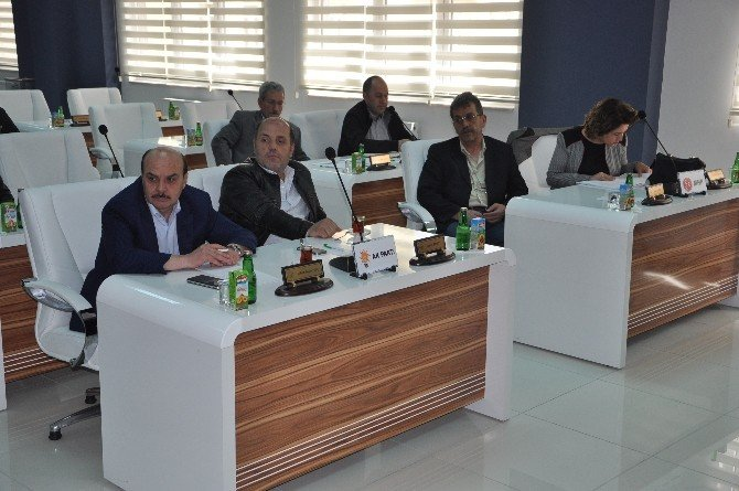 Bozüyük Belediye Meclis Toplantısı 2. İnci Bileşimi Yapıldı