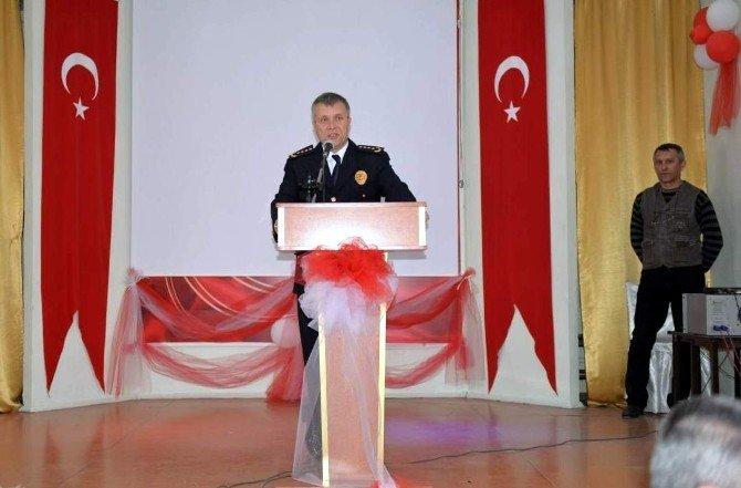 Emniyet Müdürü Mehmet Gülnaz: Halk Desteği Olmadan Başarı Mümkün Değil
