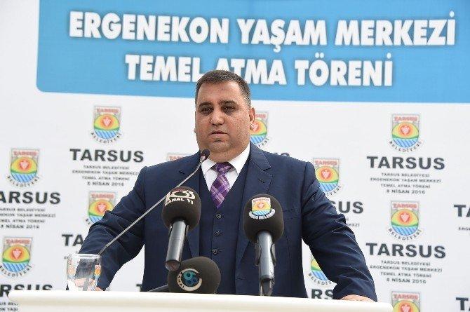Tarsus'a 11 Milyon TL'lik Dev Yatırım