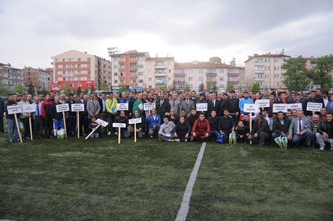 Niğde Belediyesinin Kurumlar Arası Futbol Turnuvası Başlıyor