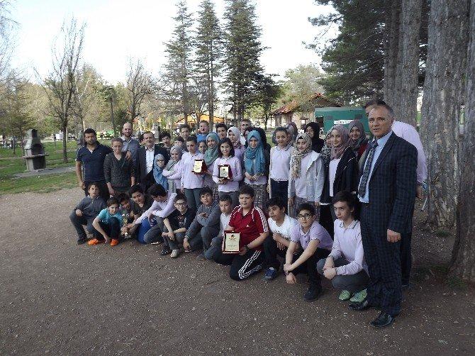 Şampiyon Öğrencilere Piknik Ödülü