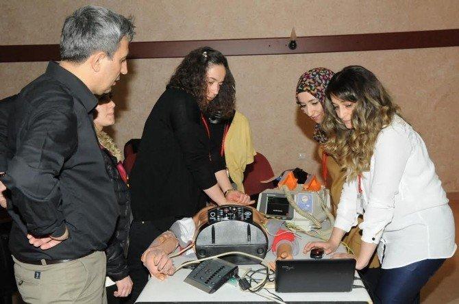 OMÜ'de 'Uygulamalı Acil Tıp Hemşireciliği Sempozyumu'