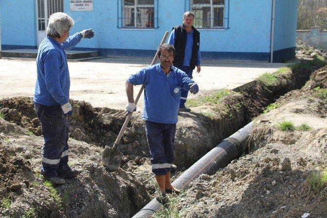 Akyazı'da Altyapı Çalışmaları Hızlandırılıyor