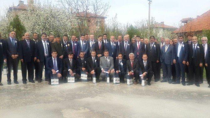 Sungurlu'da Polis Haftası Etkinlikleri