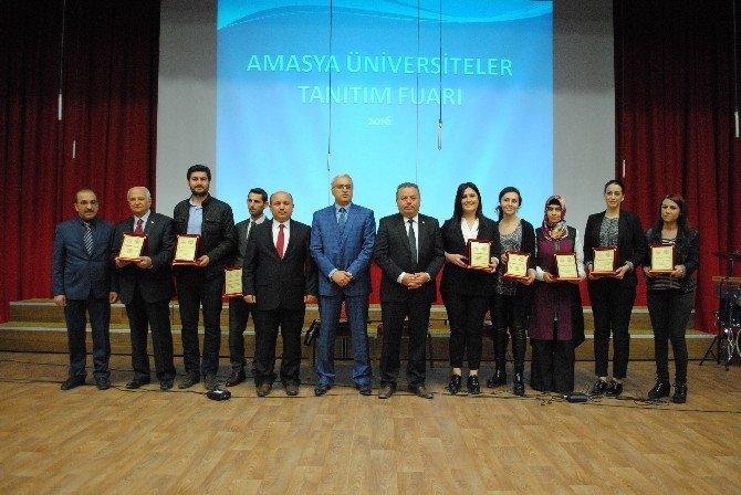 Amasya'da Üniversiteler Tanıtım Fuarı