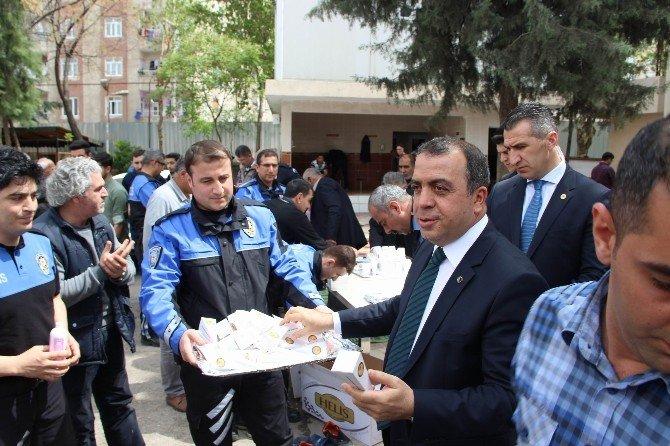 Diyarbakır'da Şehitler İçin Mevlit Okutuldu