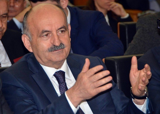 """Müezzinoğlu: """"Dört Yıl İçinde 95 Bin Yatak Kapasiteli Fiziki Mekanların Dönüşümü Yapılacak"""""""