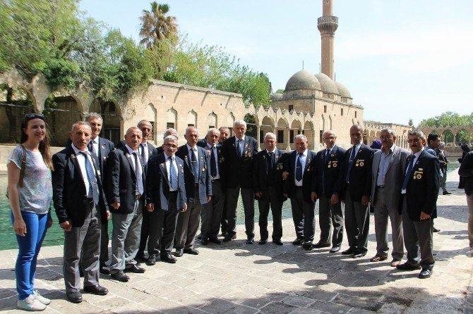 Şanlıurfa'ya İstiklal Madalyasının Verilecek Olması Sevinçle Karşılandı