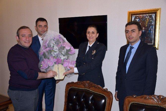 Sarıkamış'ta Polis Haftası Etkinlikleri