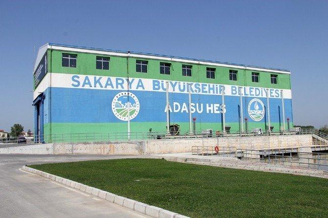 """Keleş: """"Adasu Hes Tüm Türkiye'ye Örnek Proje"""""""