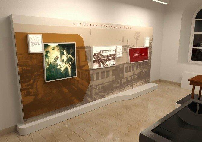 Kongre Müzesi'nde Restorasyon Çalışmalarında Sona Gelindi