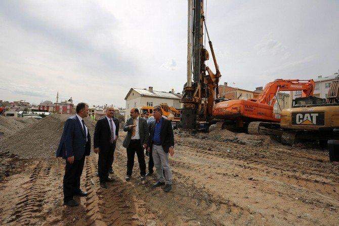 Sivas'ta Dev Projenin Temelini İki Bakan Atacak