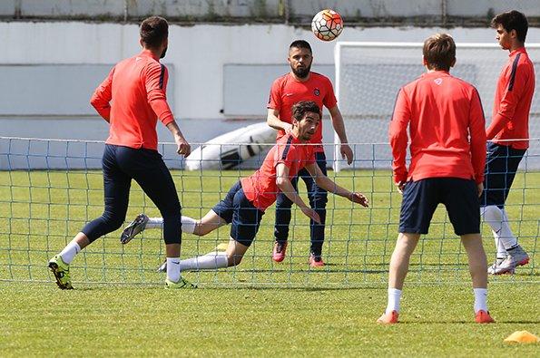 Trabzonspor, M.Başakşehir maçının hazırlıklarını sürdürüyor
