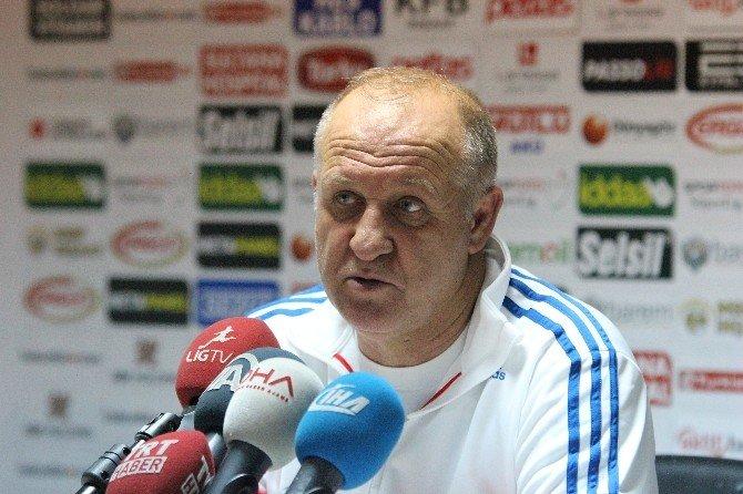 Gaziantepspor - Medıcana Sivasspor Maçının Ardından