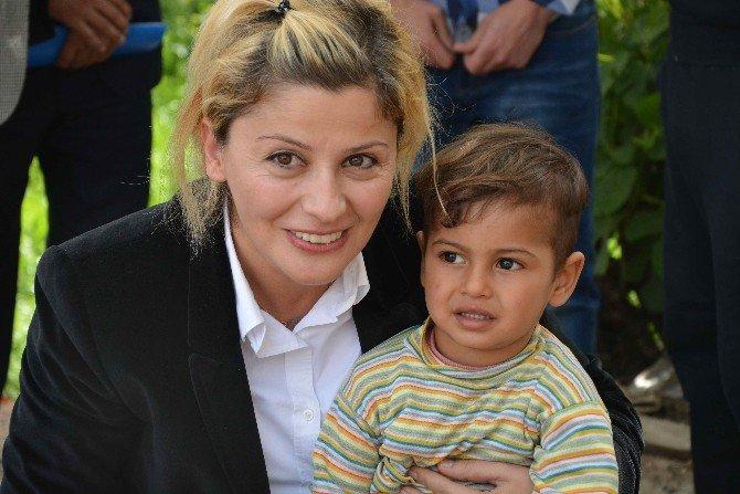 Suriyeli Çocuklar İçin Yürekler Buluşuyor