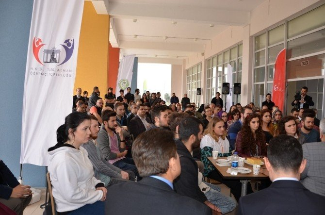 Öğrenci Toplulukları Tanıtım Toplantısı