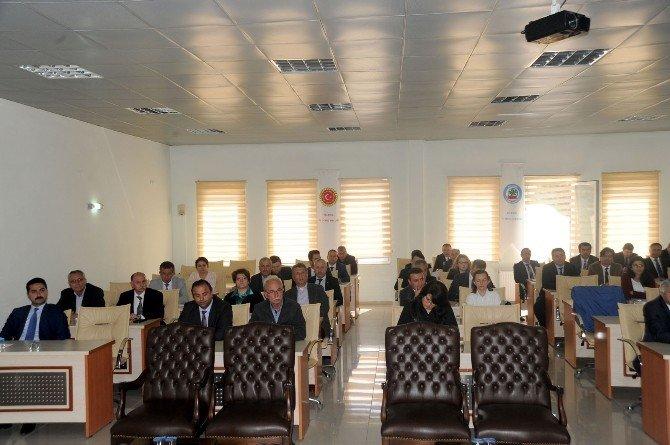 Bilecik'te AB Uyum Danışma Ve Yönlendirme Kurulu Toplantısı