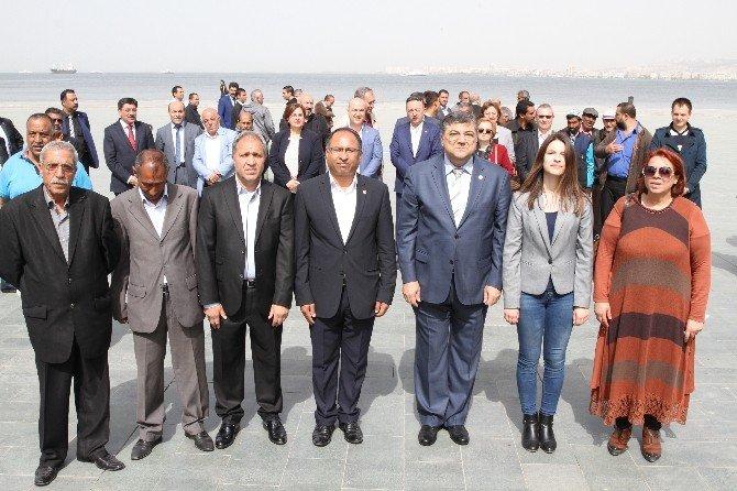 Konak'ta Dünya Romanlar Günü Töreni