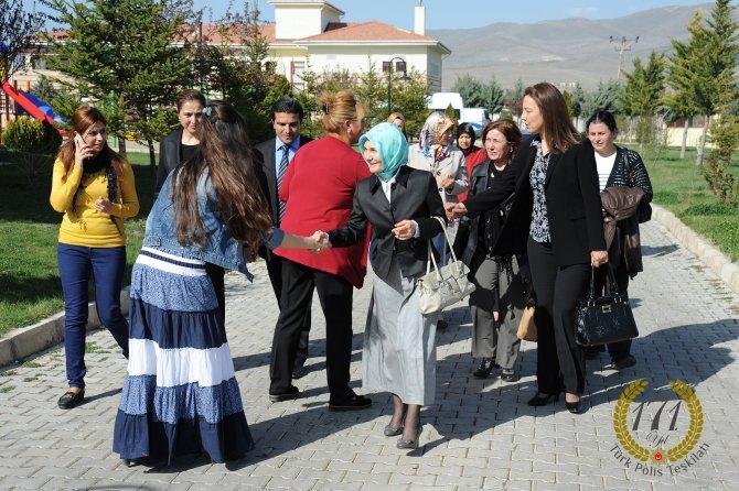 Kırşehir'de Polis Haftası etkinlikleri