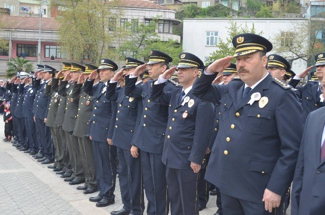 Türk Polis Teşkilatının 171. Yılı Törenlerle Kutlandı