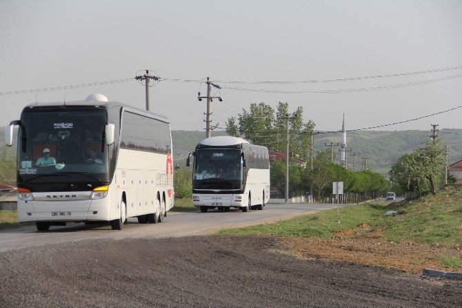 Dikili'den Yola Çıkan Mülteci Grubu Kırklareli'ne Ulaştı