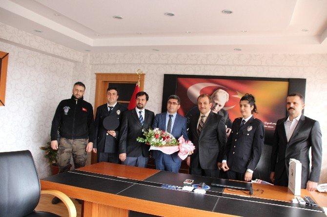 Türk Polis Teşkilatının 171. Yılı Ve Polis Haftası