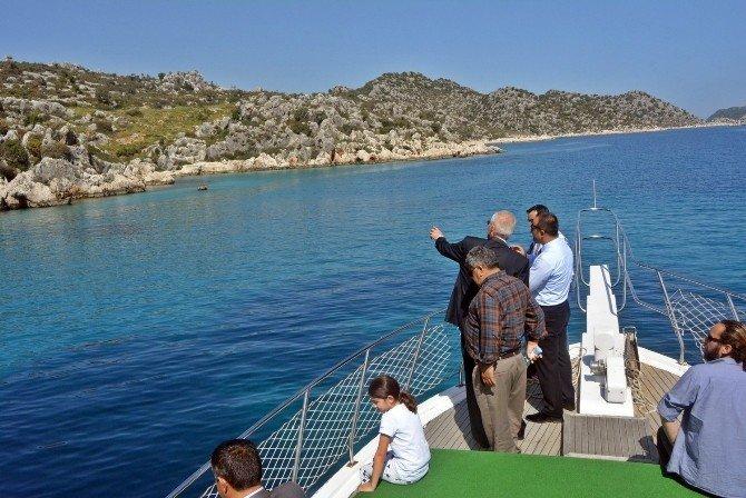 Wwf Türkiye Kaş Ve Kekova'ya Sahip Çıkıyor