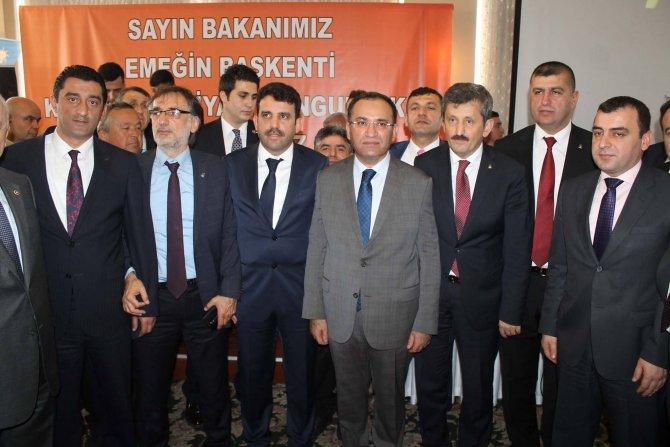 Bakan Bozdağ: Türkiye'nin siyasetçileri birlik olmalı