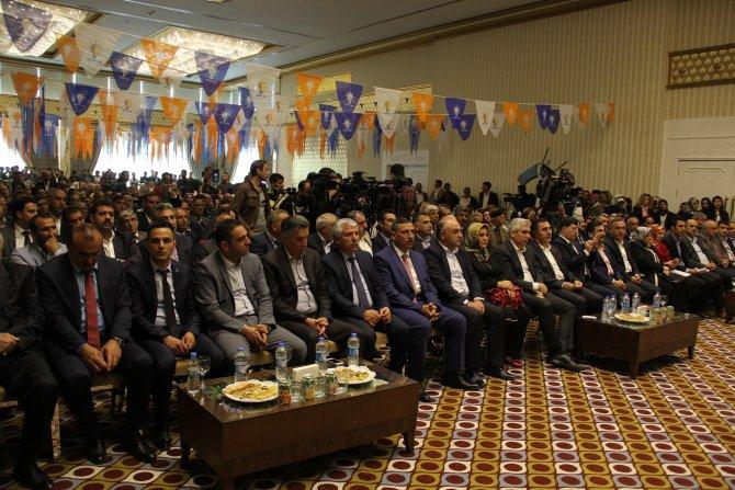 AK Parti Danışma Meclisi toplantısı düzenlendi
