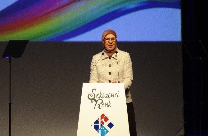 'Sekizinci Renk Otizm Farkındalık Projesi ' Lansmanı