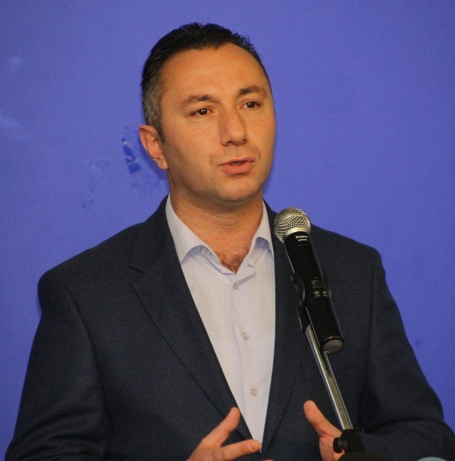 AK Parti Ordu İl Daraltılmış İl Danışma Meclis Toplantısı