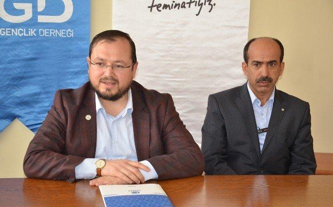 AGD Genel Başkanı Turhan'dan Birlik Ve Beraberlik Çağrısı