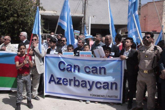 Iraklı Türkmen siyasiler, Azerbaycan'ın Karabağ'daki başarısını kutladı