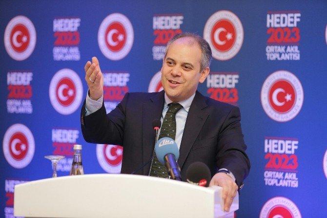 """Elitaş: """"Dünya İhracatı Yüzde 13,5 Daralırken, Türkiye'nin İhracatı Yüzde 8,7 Daraldı"""""""