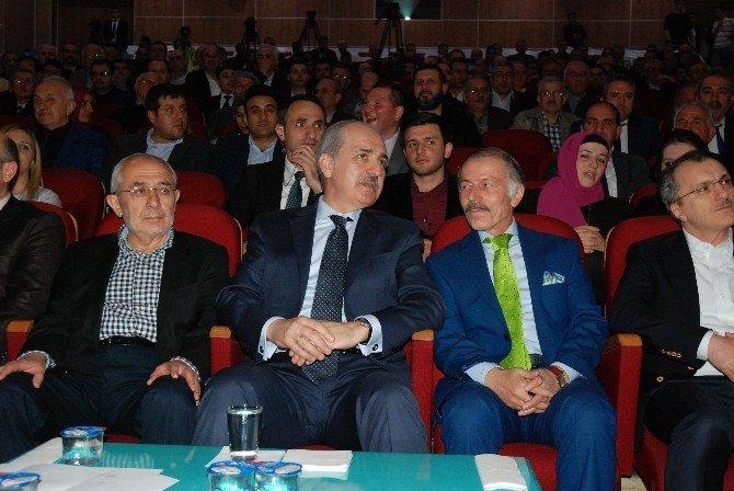 Numan Kurtulmuş: ''Türkiye'ye Diz Çöktürmek İstiyorlar''