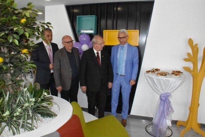 Başkan Eşkinat Genesis Sağlık Hizmetleri Merkezi'nin Açılışını Yaptı