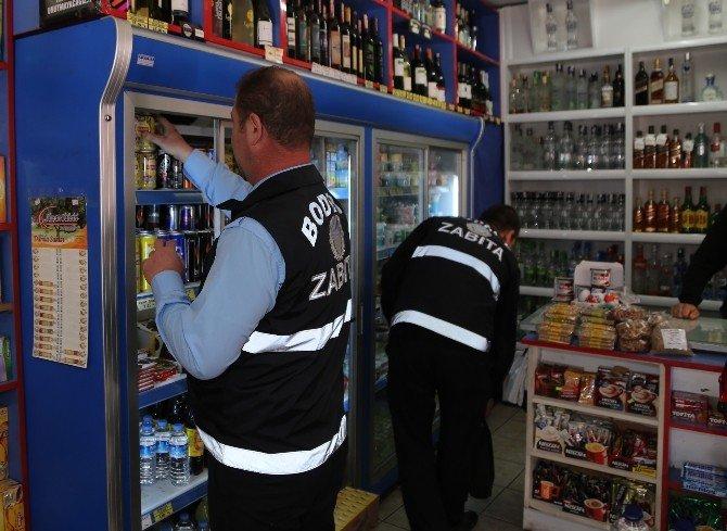 Bodrum'da Zabıtadan Gıda Denetimi