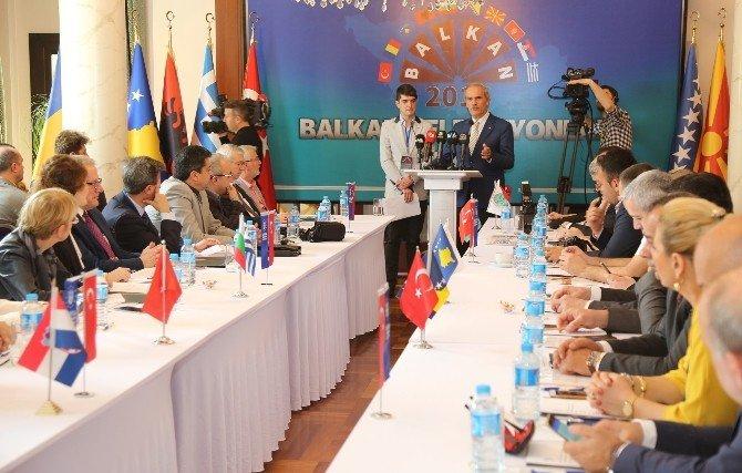 Bursa'dan Balkanlar'a Dostluk Mesajı