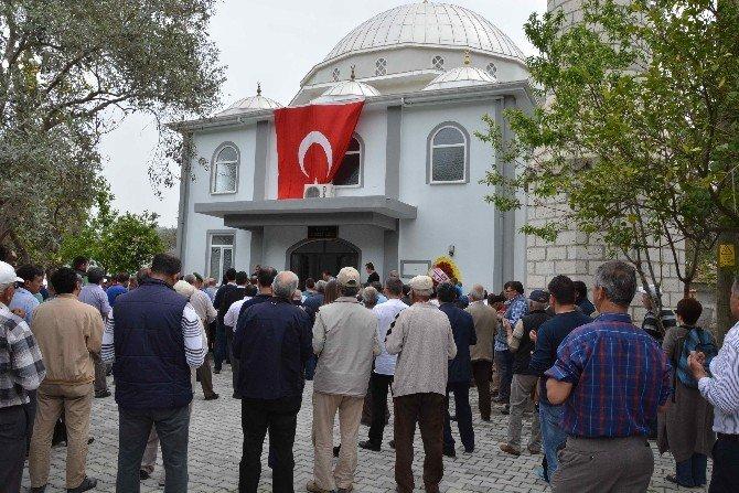 Organik Köye İmece Usulü Cami
